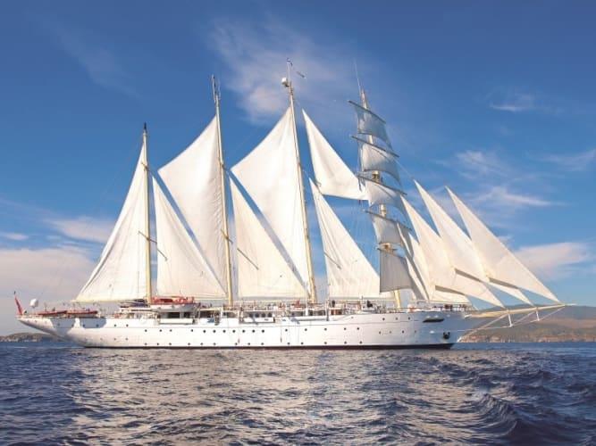 Zeil & Yacht Cruises - Star Clipper | Mira Tours – Reisbureau Haacht