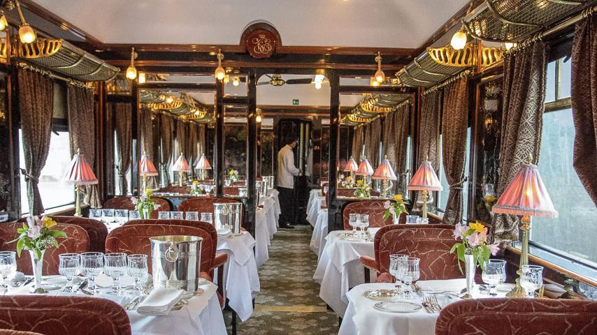 Bijzondere treinreizen - Pure Luxe vakantie | Mira Tours – Reisbureau Haacht