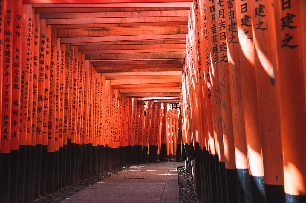 Torii, Rondreis Japan | Mira Tours – Reisbureau Haacht
