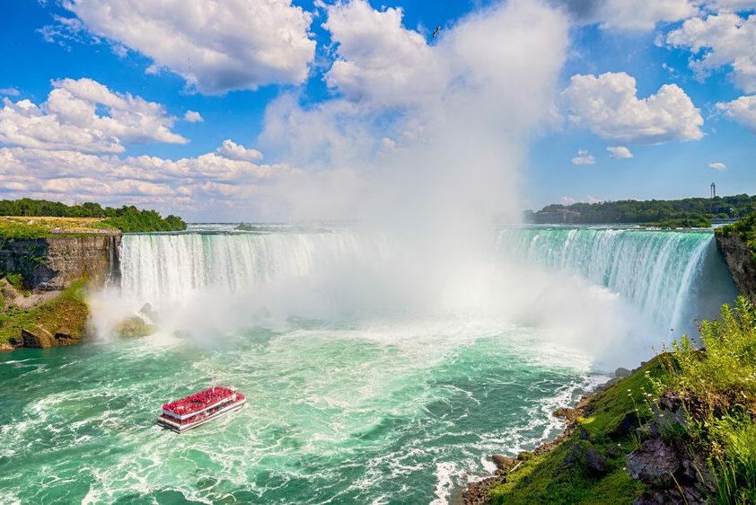 Niagara Watervallen, Rondreis Canada | Mira Tours – Reisbureau Haacht