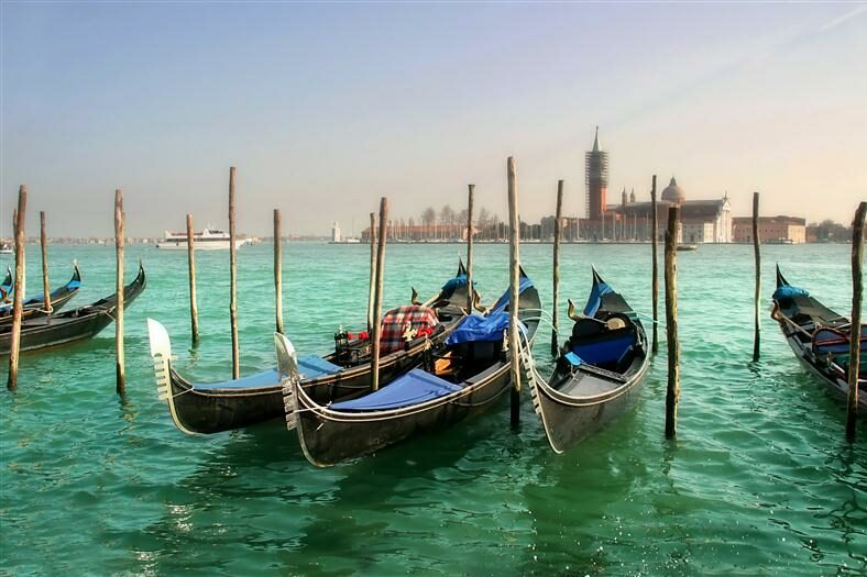 Gondels Venetie - Luxe Treinreis Venice Simplon Orient Express van Brussel naar Venetie   Mira Tours – Reisbureau Haacht