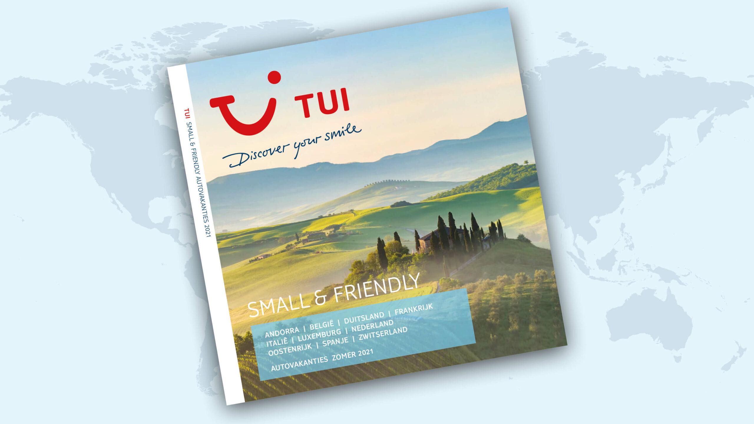 Brochure TUI Small & Friendly 2021 | Mira Tours – Reisbureau Haacht