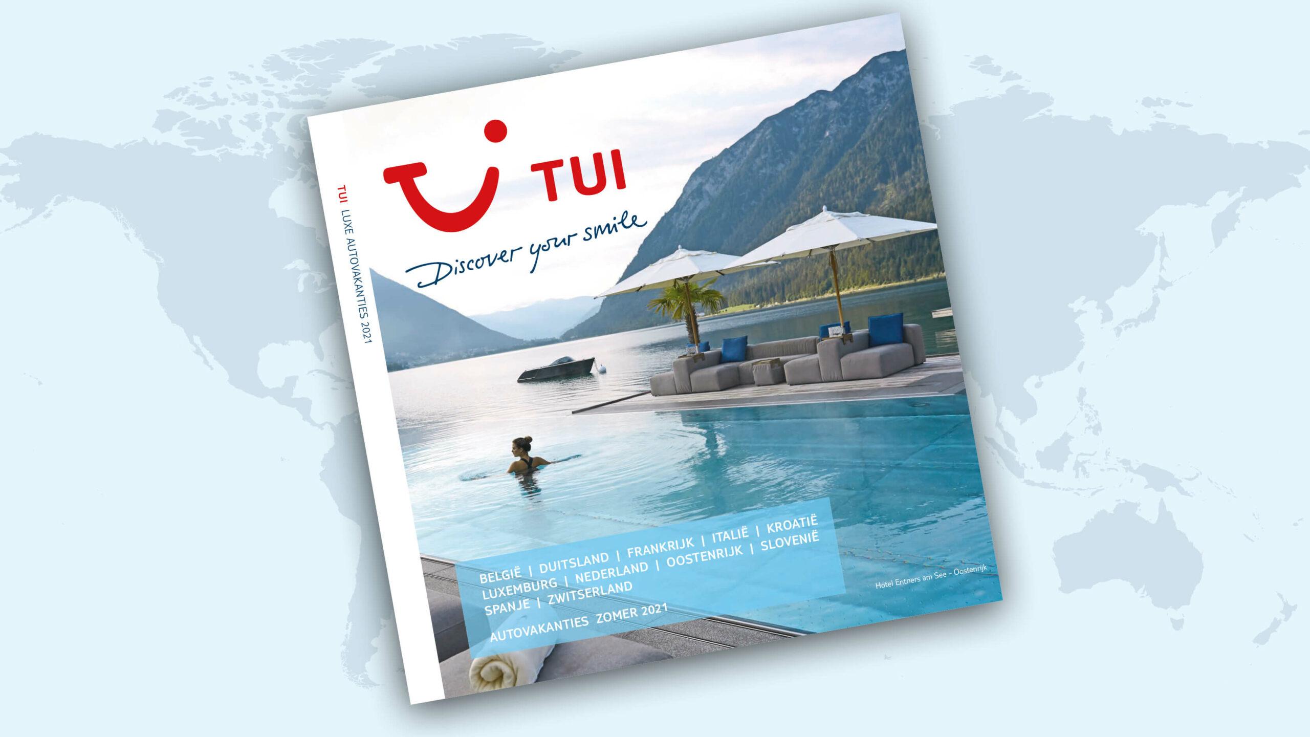 Brochure TUI Luxe Autovakanties 2021 | Mira Tours – Reisbureau Haacht