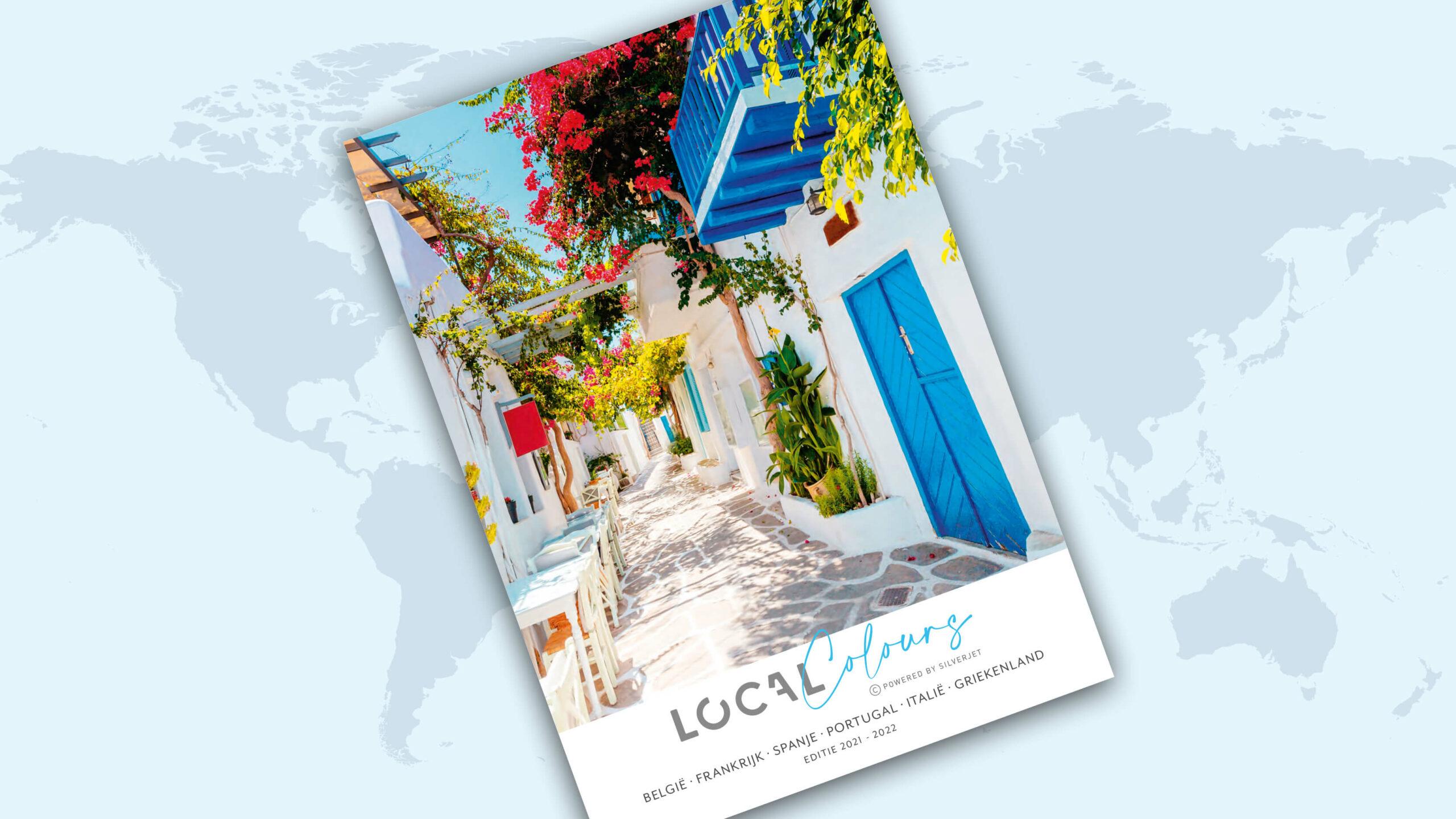 Brochure Local Colours by Silverjet 2021 | Mira Tours – Reisbureau Haacht